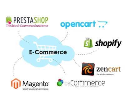 Ecommerce website development, custom php, magento, oscommerce, opencart, Amritsar, Punjab