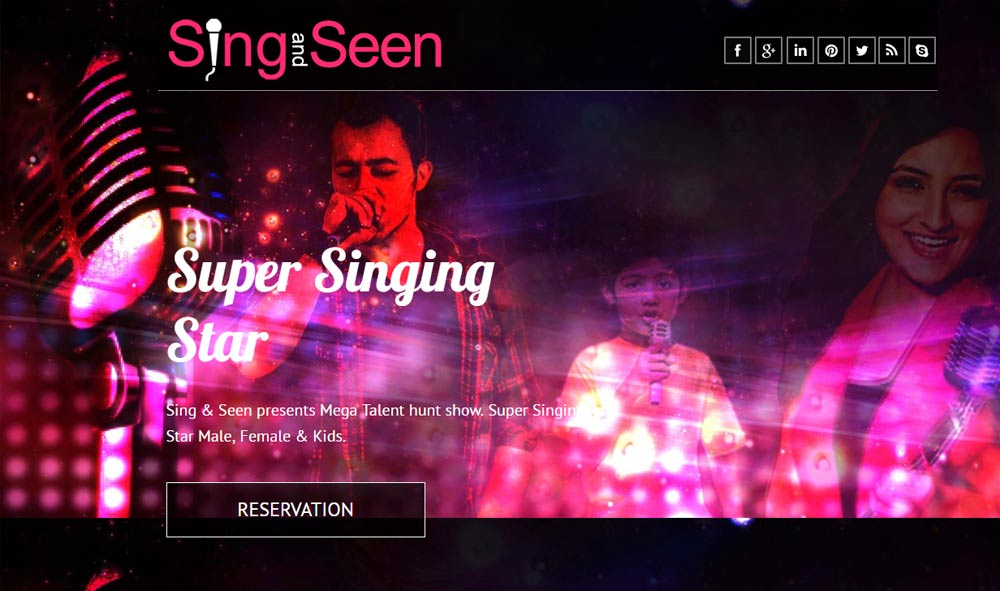Sing and Seen