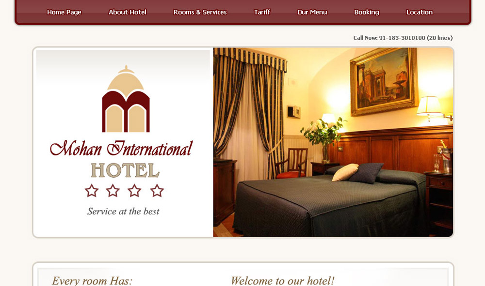 Mohan International Hotel