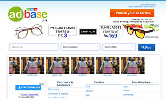 Adbase Classifieds