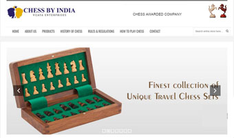 Chess by India