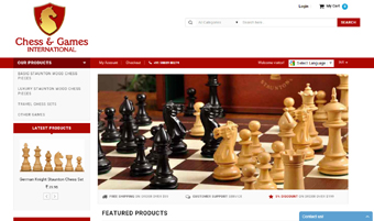 Chess & Games International