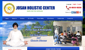 Josan Holistic Center